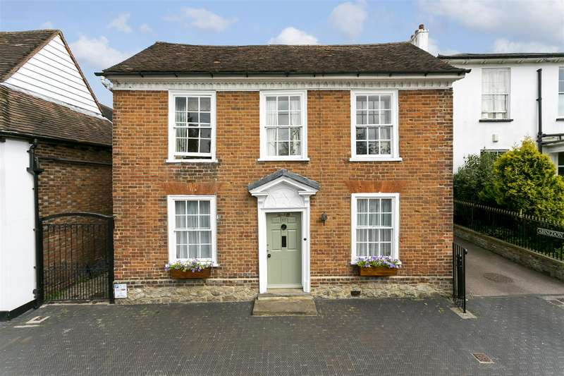4 Bedrooms Detached House for sale in High Street, West Malling