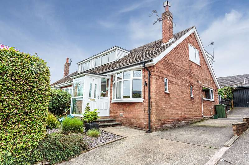 4 Bedrooms Semi Detached House for sale in Wyre Avenue, Kirkham, Preston, Lancashire, PR4