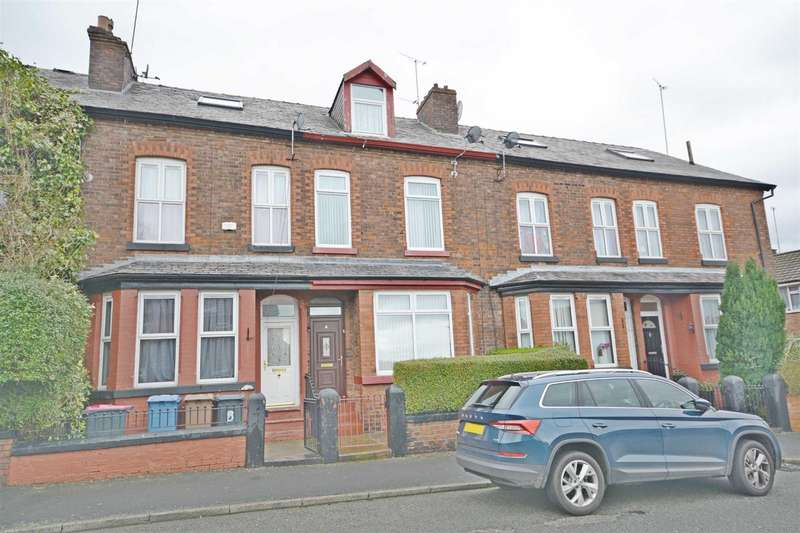 3 Bedrooms Terraced House for sale in Bradshaw Street, Salford