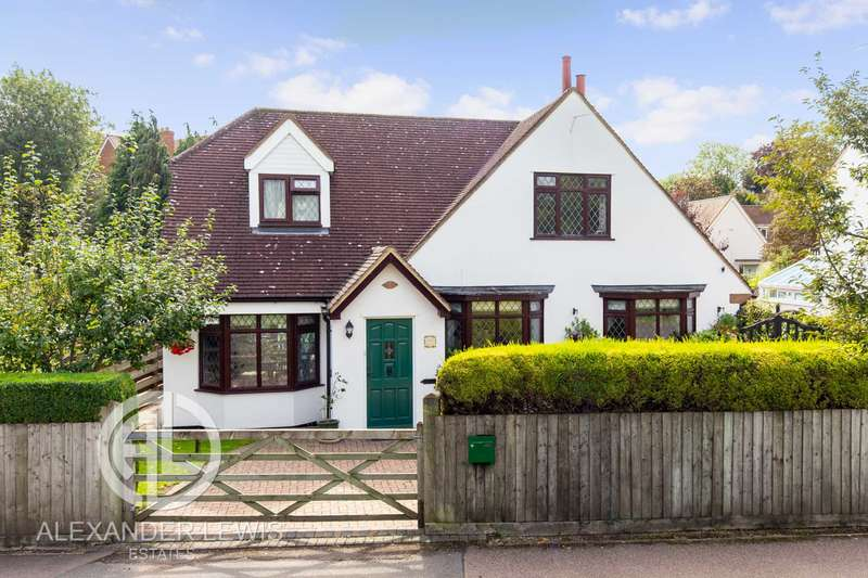 3 Bedrooms Detached House for sale in Icknield Way, Letchworth Garden City, SG6 4UE
