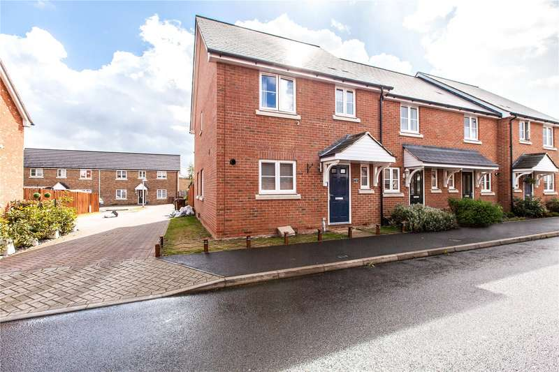 3 Bedrooms End Of Terrace House for sale in Eglington Drive, Wainscott, Strood, Kent, ME3
