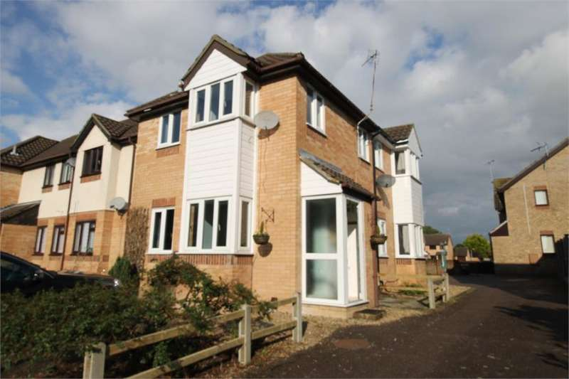1 Bedroom Cluster House for sale in KINLETT CLOSE, COLCHESTER