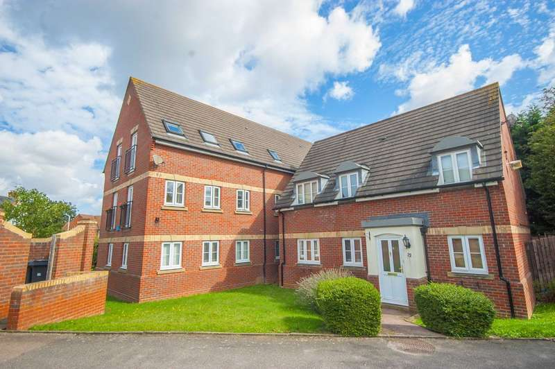 2 Bedrooms Apartment Flat for sale in Stanley Rise, Chelmer Village, Chelmsford, CM2