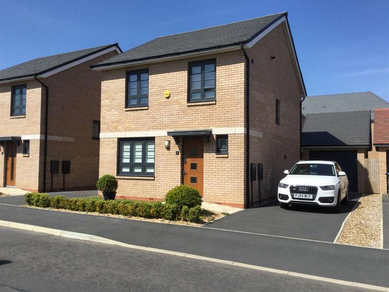 3 Bedrooms Detached House for sale in Mariner Way, Lancaster