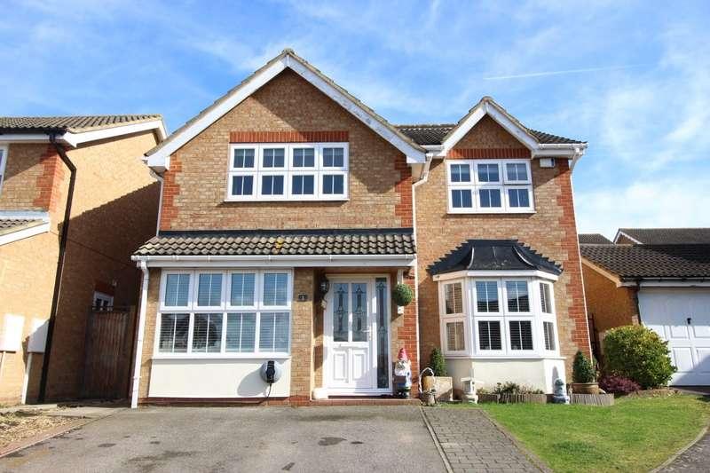5 Bedrooms Detached House for sale in Calderwood, Gravesend, Kent, DA12