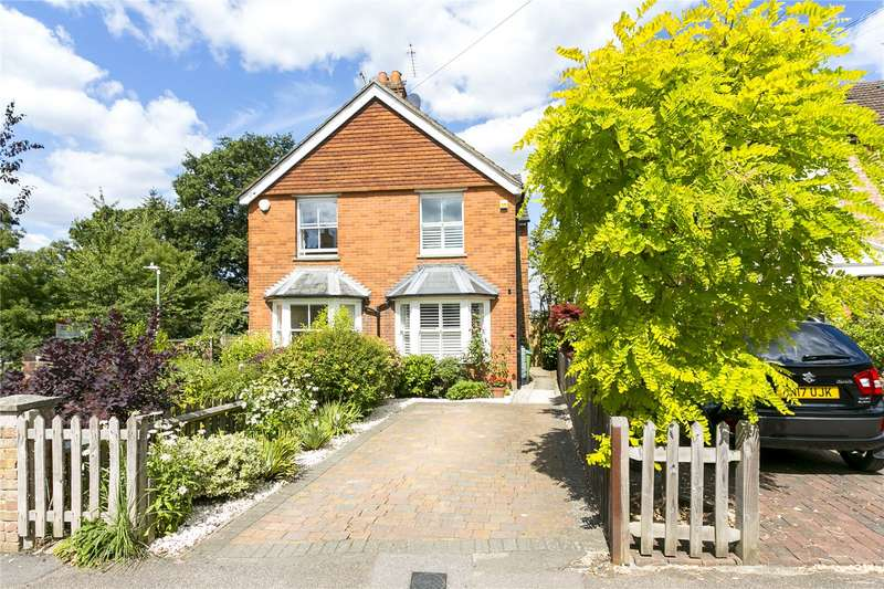 4 Bedrooms Semi Detached House for sale in Amherst Road, Sevenoaks, Kent