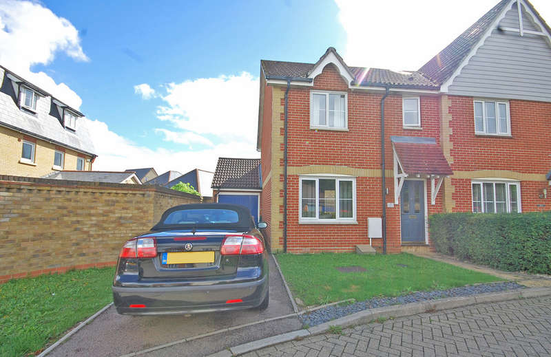 3 Bedrooms Semi Detached House for sale in Melford Grove, Great Notley, Braintree, CM77