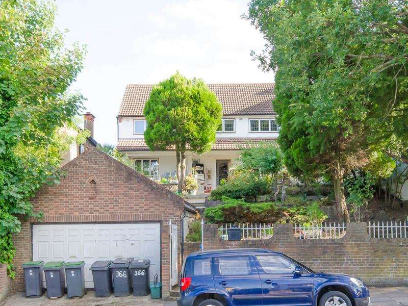 10 Bedrooms Detached House for sale in Alexandra Park Road, N22