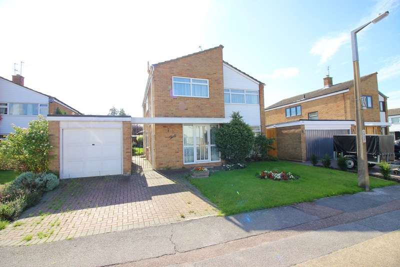 4 Bedrooms Detached House for sale in Copse Hill, Harlow, CM19