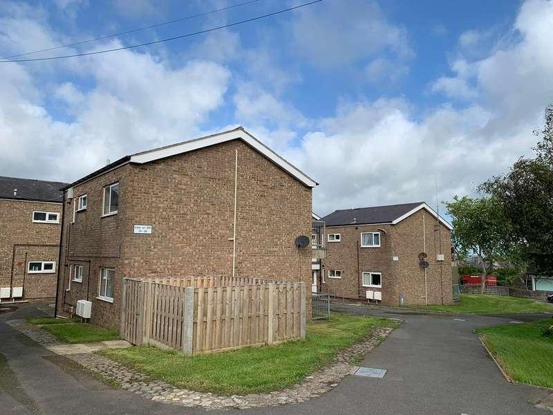 1 Bedroom Apartment Flat for rent in Llys Yr Eifl, Caernarfon, Gwynedd, LL55