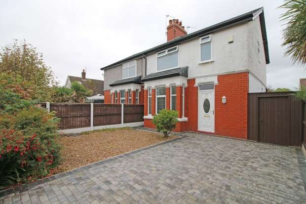 3 Bedrooms Semi Detached House for sale in Cleveleys Avenue, Thornton-Cleveleys, FY5