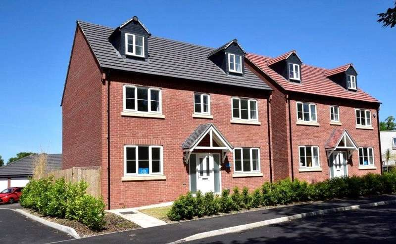 5 Bedrooms Detached House for sale in Stroud Road, Gloucester, Gloucestershire, GL1