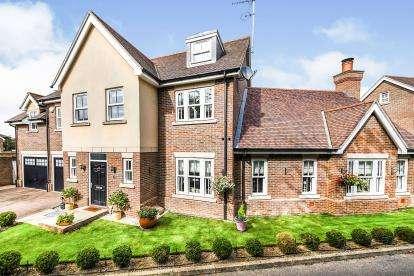 6 Bedrooms Detached House for sale in Billericay, Essex, .