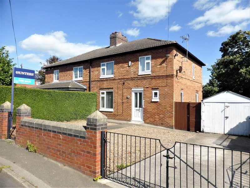 4 Bedrooms Semi Detached House for sale in Washington Road, Goldthorpe, Rotherham, S63 9EF