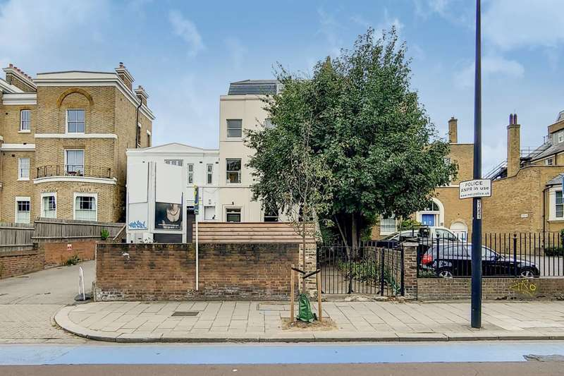 2 Bedrooms Flat for sale in Clapham Road, Clapham, SW9