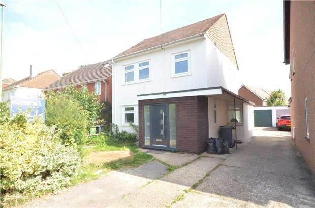 3 Bedrooms Detached House for sale in Shooters Way, Basingstoke, Hampshire