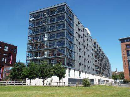 2 Bedrooms Flat for sale in Munday Street, Manchester, Greater Manchester