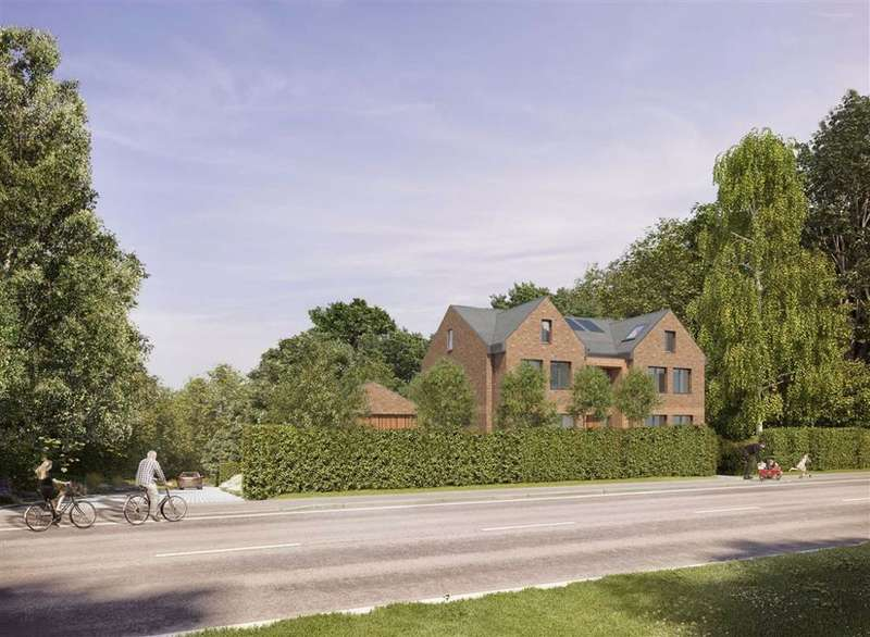 Property for sale in The Ridgeway, Cuffley, Hertfordshire