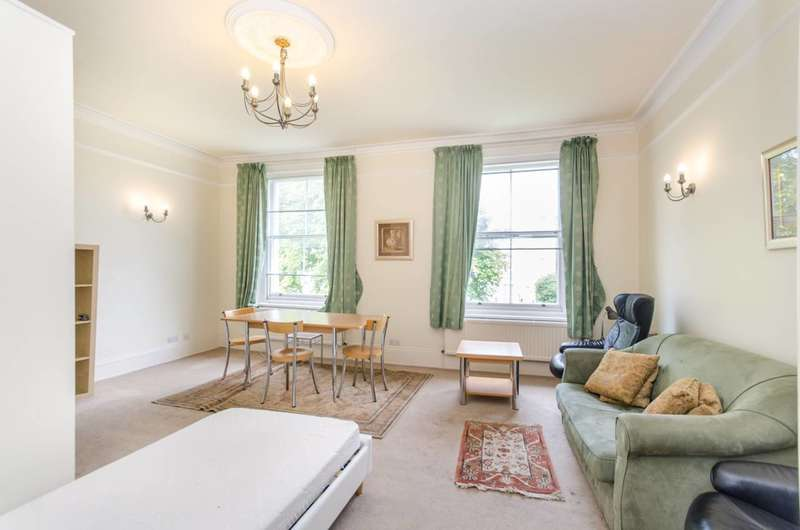 1 Bedroom Flat for sale in Alma Square, St John's Wood, NW8