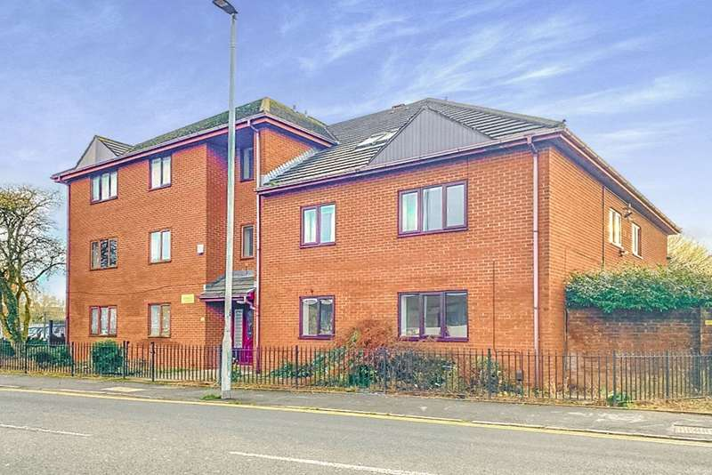 1 Bedroom Ground Flat for sale in Cromwell Road, Newport