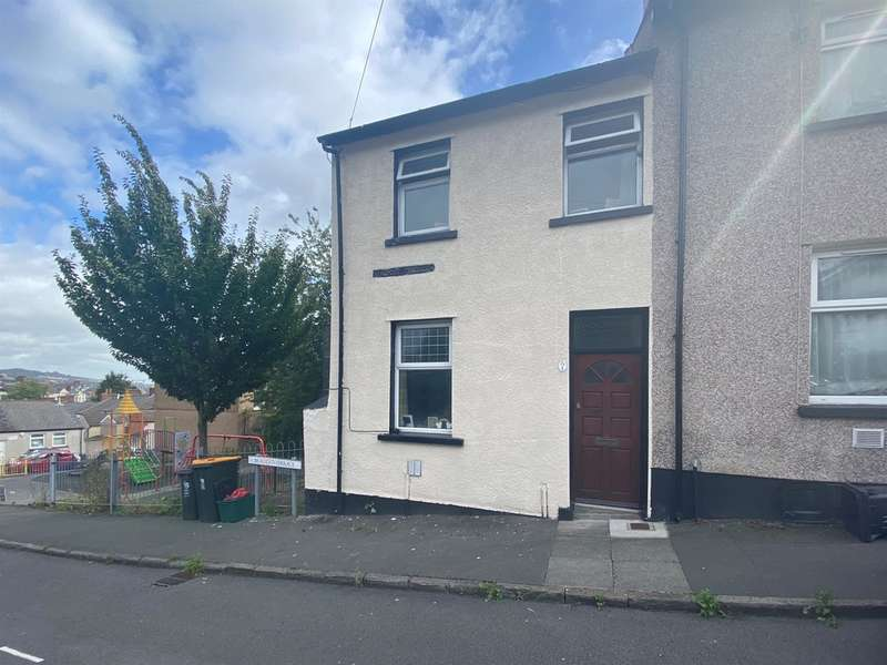 3 Bedrooms End Of Terrace House for sale in Beaufort Terrace, Newport