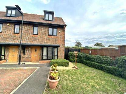 3 Bedrooms Town House for sale in Hornchurch