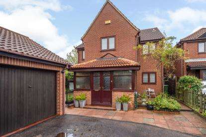 4 Bedrooms Detached House for sale in Statham Close, Luton, Bedfordshire