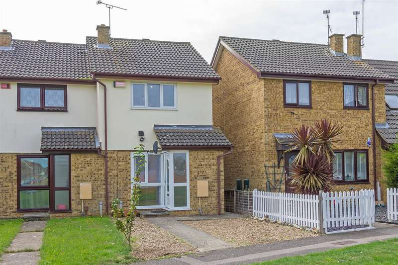 2 Bedrooms Semi Detached House for sale in Foxgrove, Milton Regis, Sittingbourne