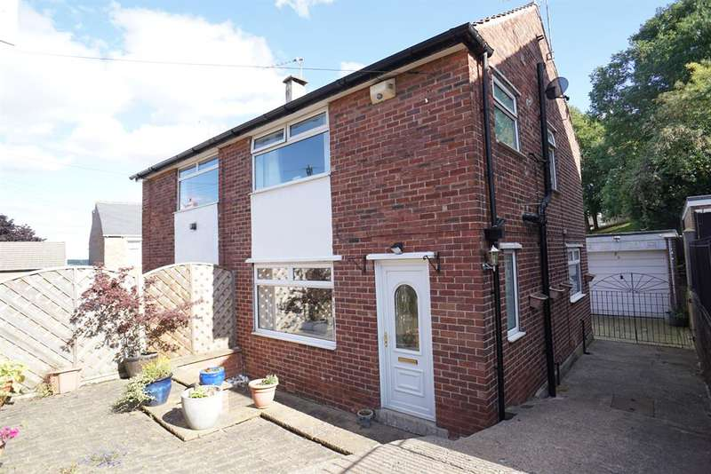 3 Bedrooms Semi Detached House for sale in Gresham Road, Sheffield, S6 5AE