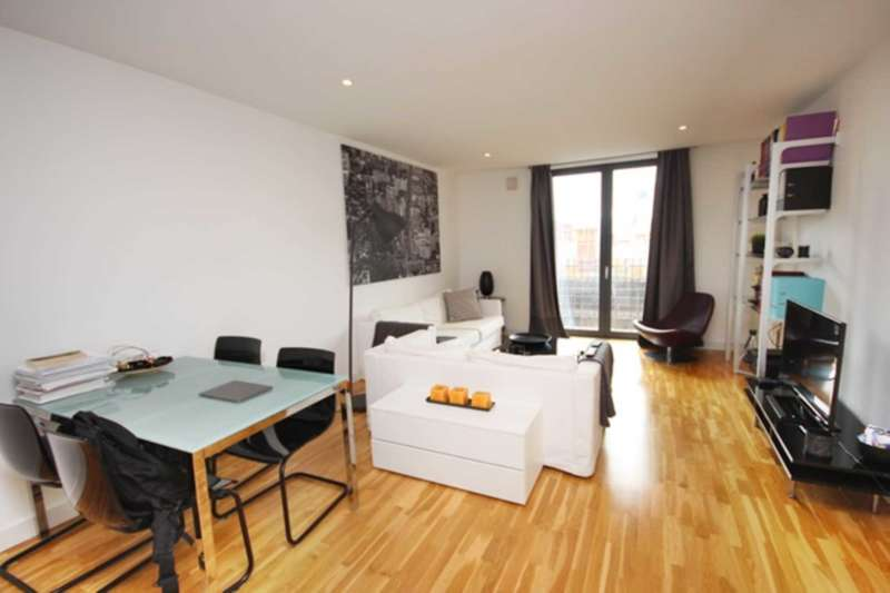 1 Bedroom Apartment Flat for rent in Piccadilly Place, Manchester