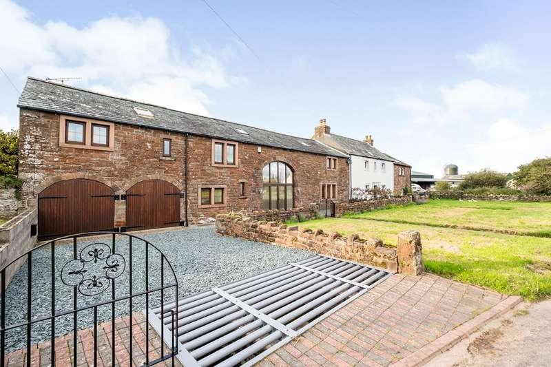 5 Bedrooms Semi Detached House for sale in Hayton, Aspatria, Wigton, Cumbria, CA7