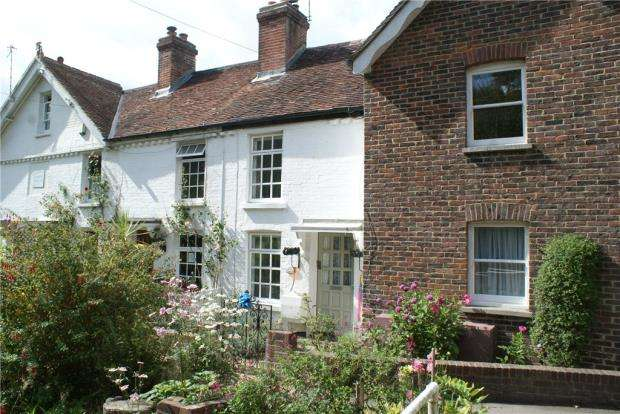 2 Bedrooms Terraced House for sale in Lumley Terrace, Lumley Road, Emsworth