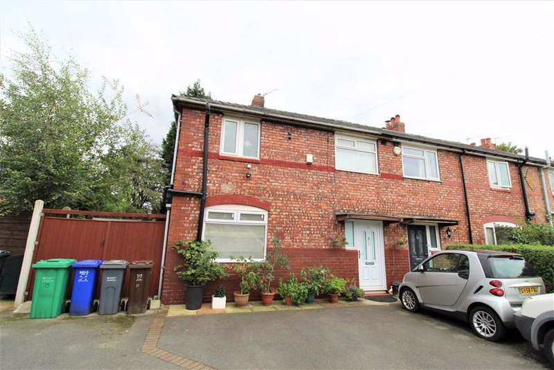 3 Bedrooms Semi Detached House for sale in Wallasey Avenue, Manchester