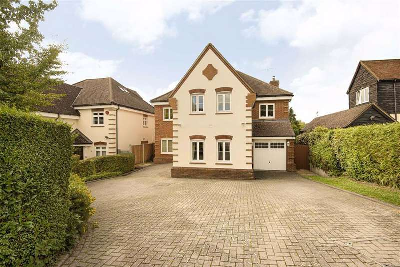 6 Bedrooms Detached House for sale in The Avenue, Potters Bar