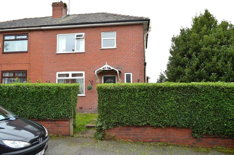 3 Bedrooms Semi Detached House for sale in Enfield Avenue, Oldham, OL8 3DW
