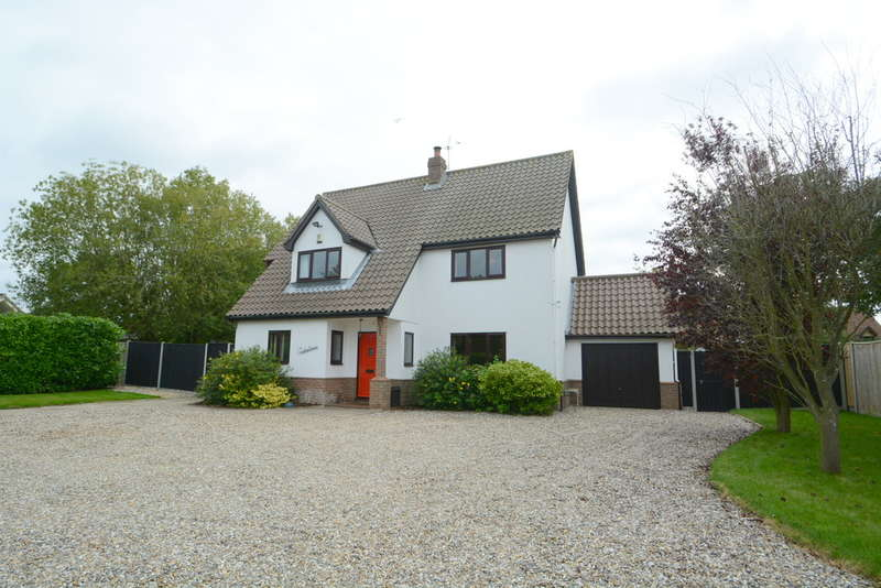 4 Bedrooms Detached House for sale in Bulls Green Lane, Toft Monks, Beccles