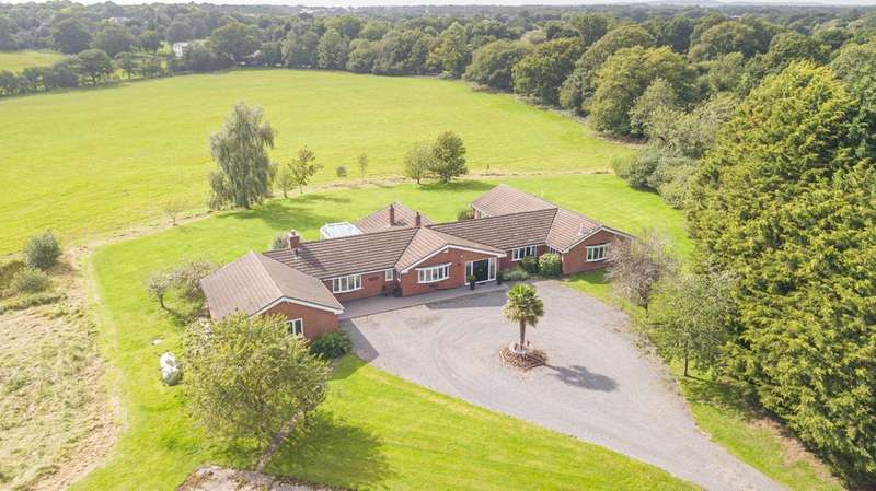 5 Bedrooms Detached House for sale in Vicarage Hill, Tanworth In Arden