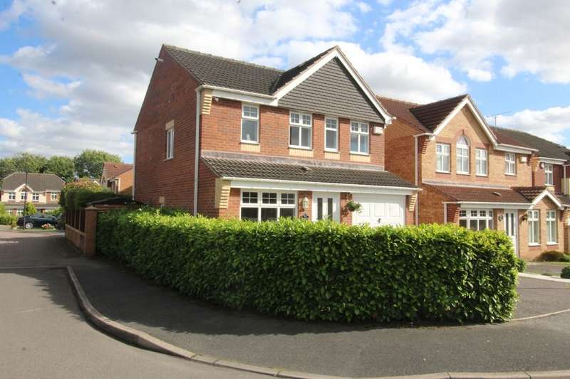 3 Bedrooms Detached House for sale in Brander Close, Balby, Doncaster, DN4