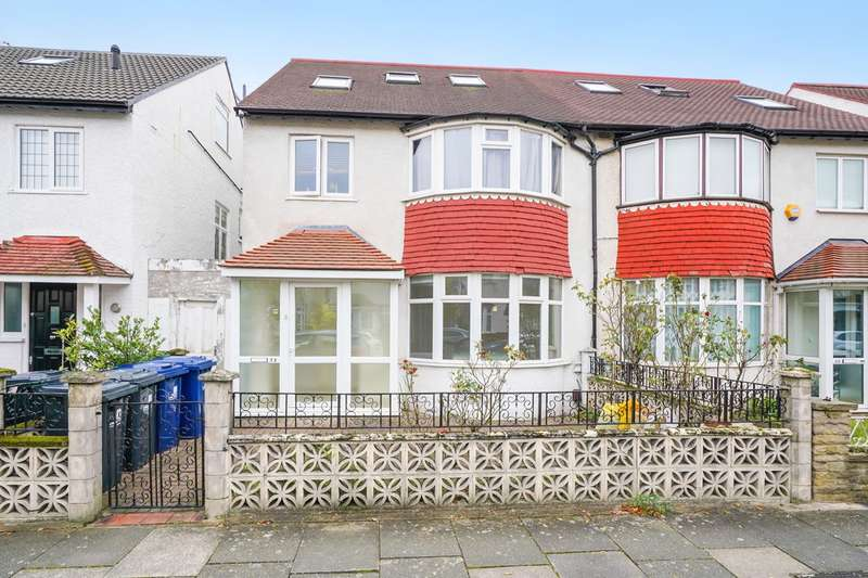 3 Bedrooms Apartment Flat for rent in Second Avenue, Acton, W3
