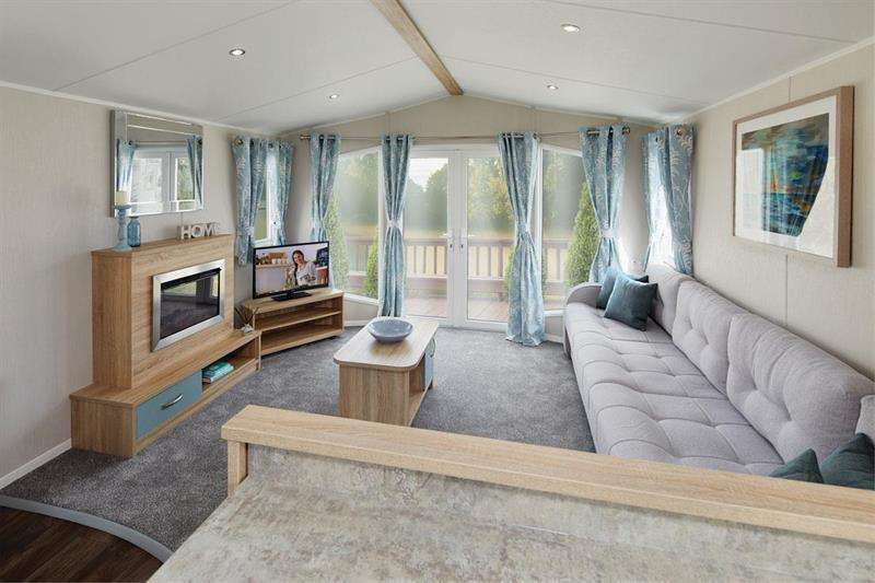 2 Bedrooms Caravan Mobile Home for sale in Rosneath, Argyll