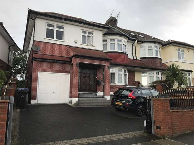 4 Bedrooms Semi Detached House for rent in Minchenden Crescent , Southgate, London