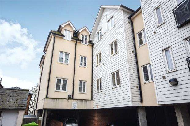 1 Bedroom Apartment Flat for sale in The Depot, Fairfield Road, Braintree