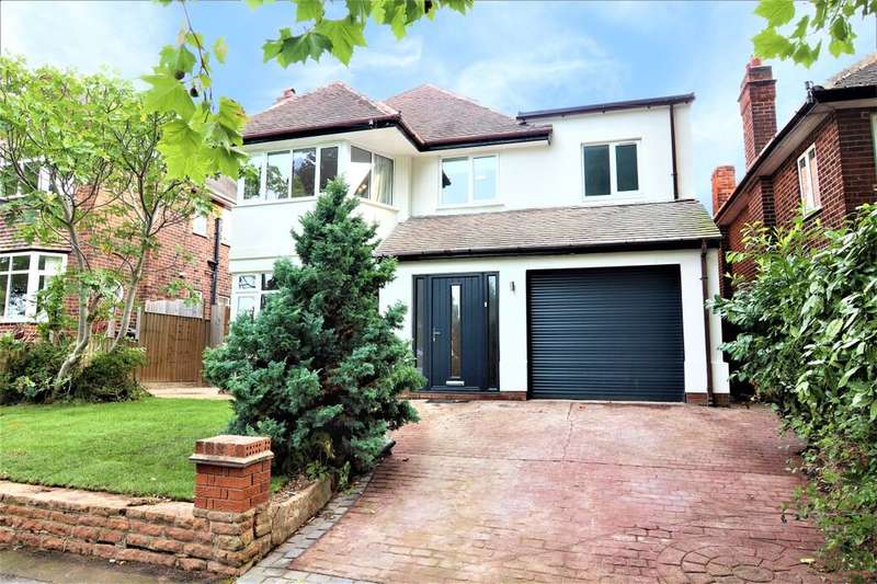 5 Bedrooms Detached House for sale in Wollaton Vale, Wollaton, Nottingham, NG8