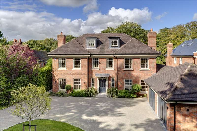 6 Bedrooms Detached House for sale in Westfield Road, Beaconsfield, Buckinghamshire, HP9