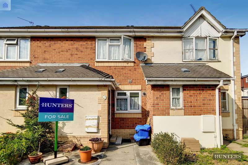 2 Bedrooms Terraced House for sale in Overton Drive, Chadwell Heath, RM6