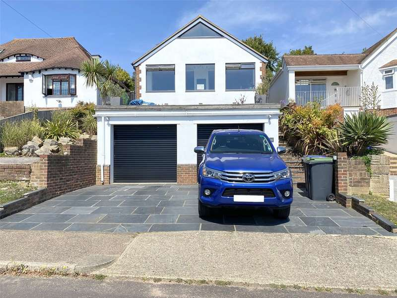 4 Bedrooms Detached House for sale in Fairview Road, North Lancing, West Sussex, BN15