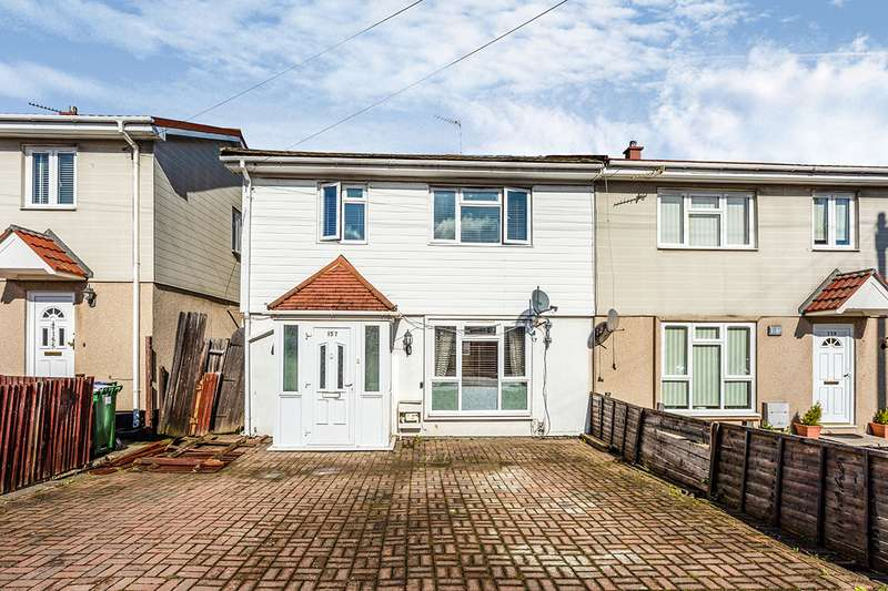 3 Bedrooms Semi Detached House for sale in Halcot Avenue, Bexleyheath, DA6