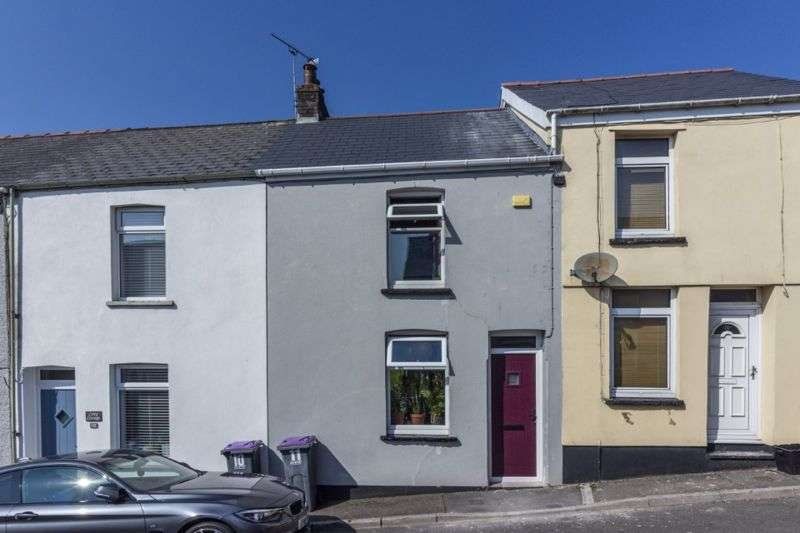 2 Bedrooms Property for sale in Ellick Street Blaenavon, Pontypool
