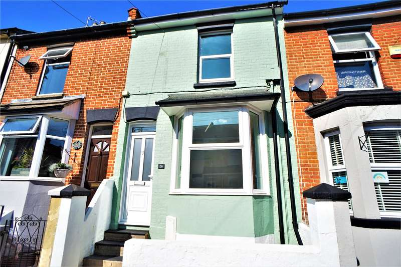 4 Bedrooms Terraced House for rent in Bright Road, Chatham, ME4