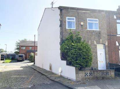 3 Bedrooms End Of Terrace House for sale in Brookshaw Street, Chesham, Bury, Greater Manchester, BL9